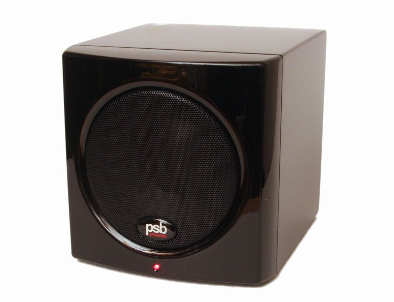 psb subseries 100 mini desktop subwoofer review. Black Bedroom Furniture Sets. Home Design Ideas