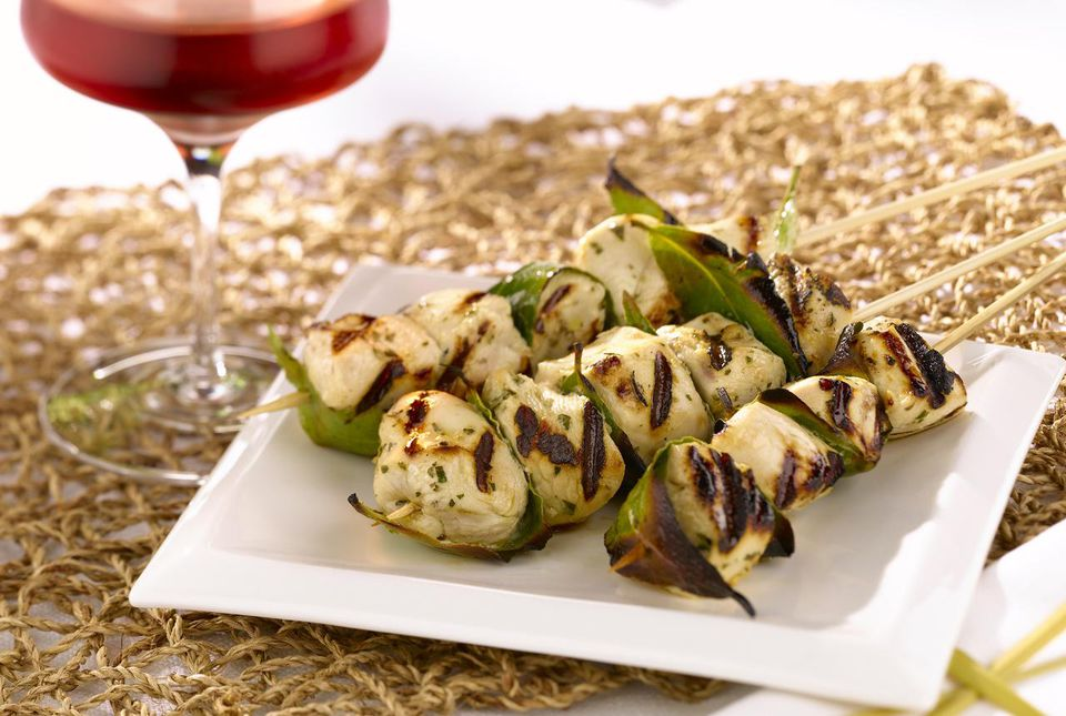 Top 10 middle eastern recipes for beginners chicken kebobs forumfinder Gallery