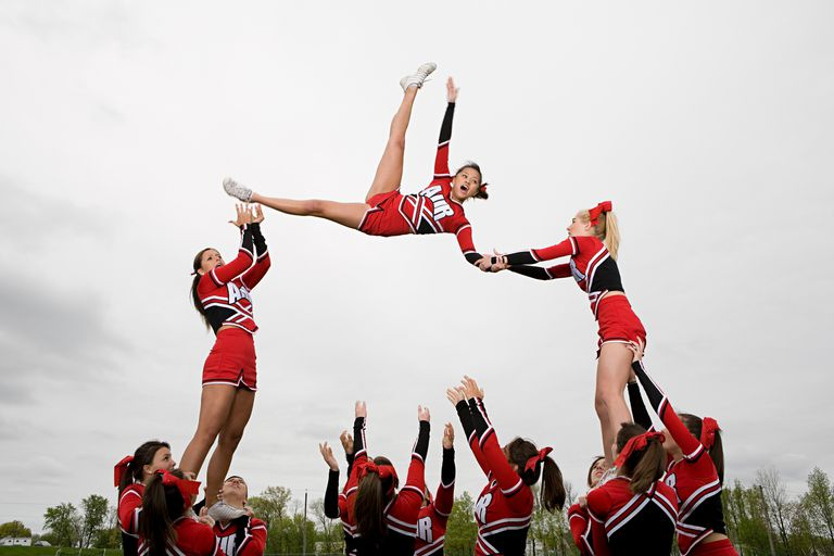 Cheerleading 101 Quiz