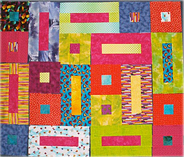 20 Easy Quilt Patterns for Beginning Quilters : quilt pattern easy - Adamdwight.com
