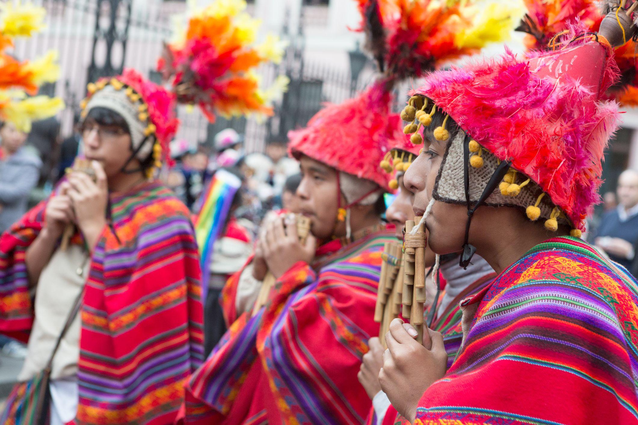Festivals And Events In Peru In June