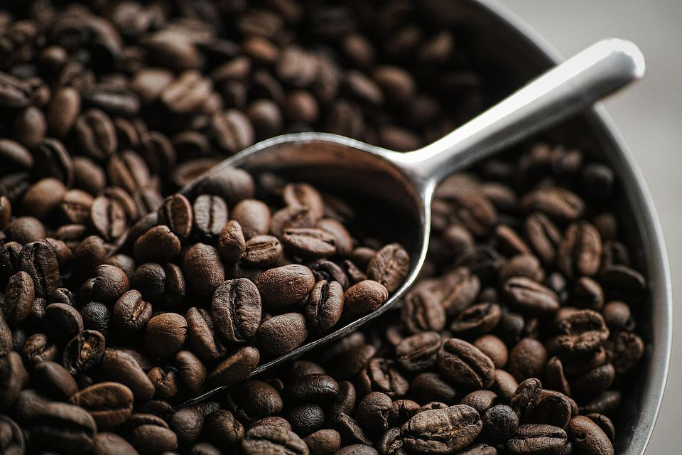 Roasted Coffee Beans for Coffee Soap