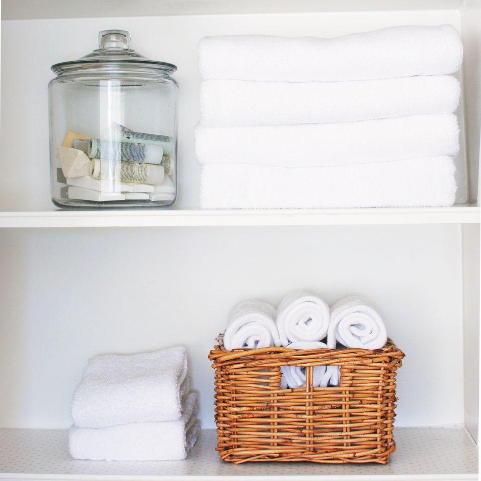 How Organize Your Linen Closet