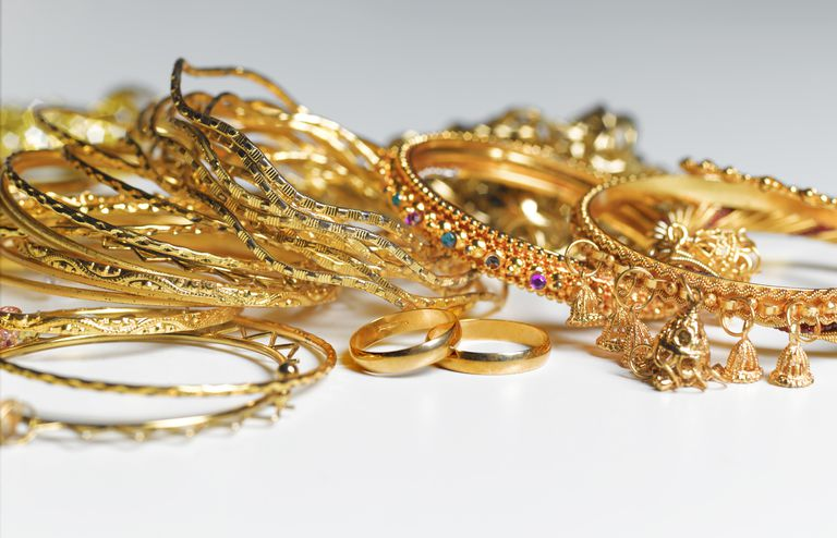 Recession/Recycling gold jewellery