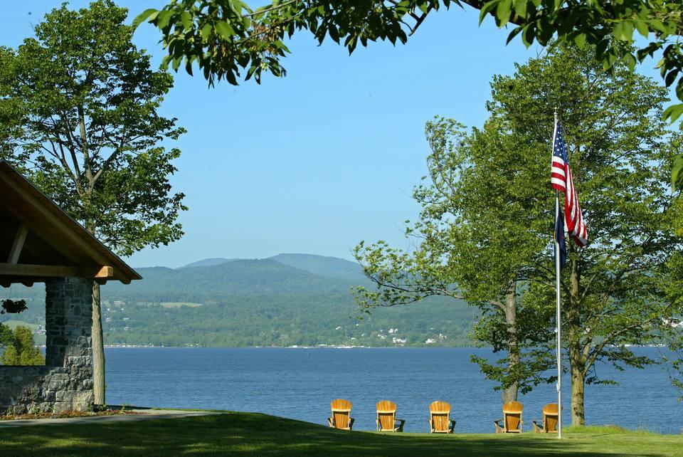 DAR State Park in Vermont