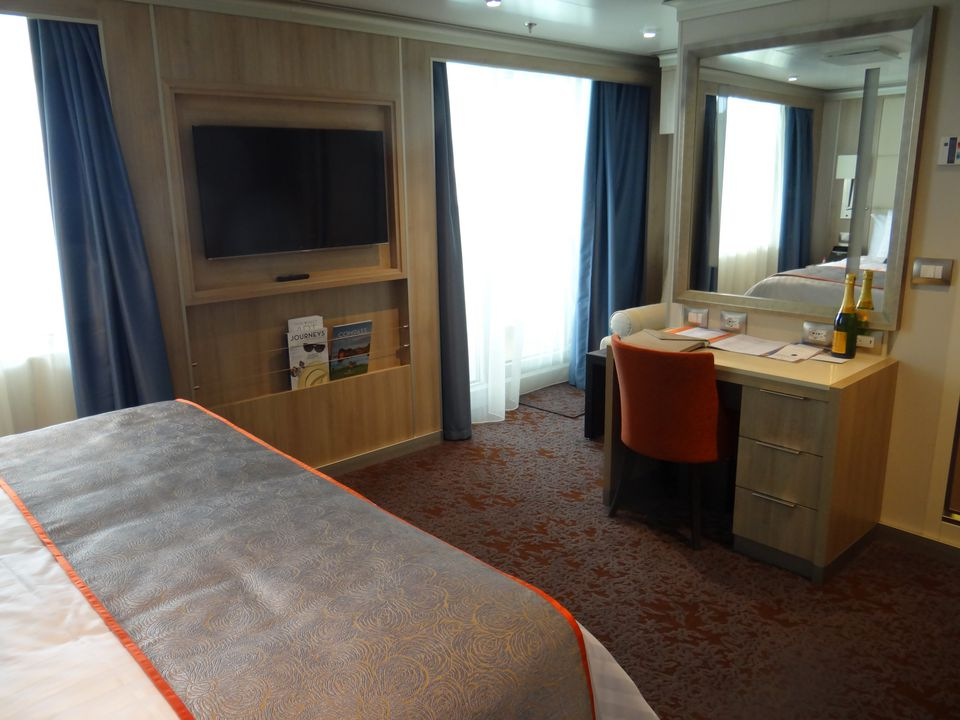Holland America Koningsdam Cruise Ship Cabins