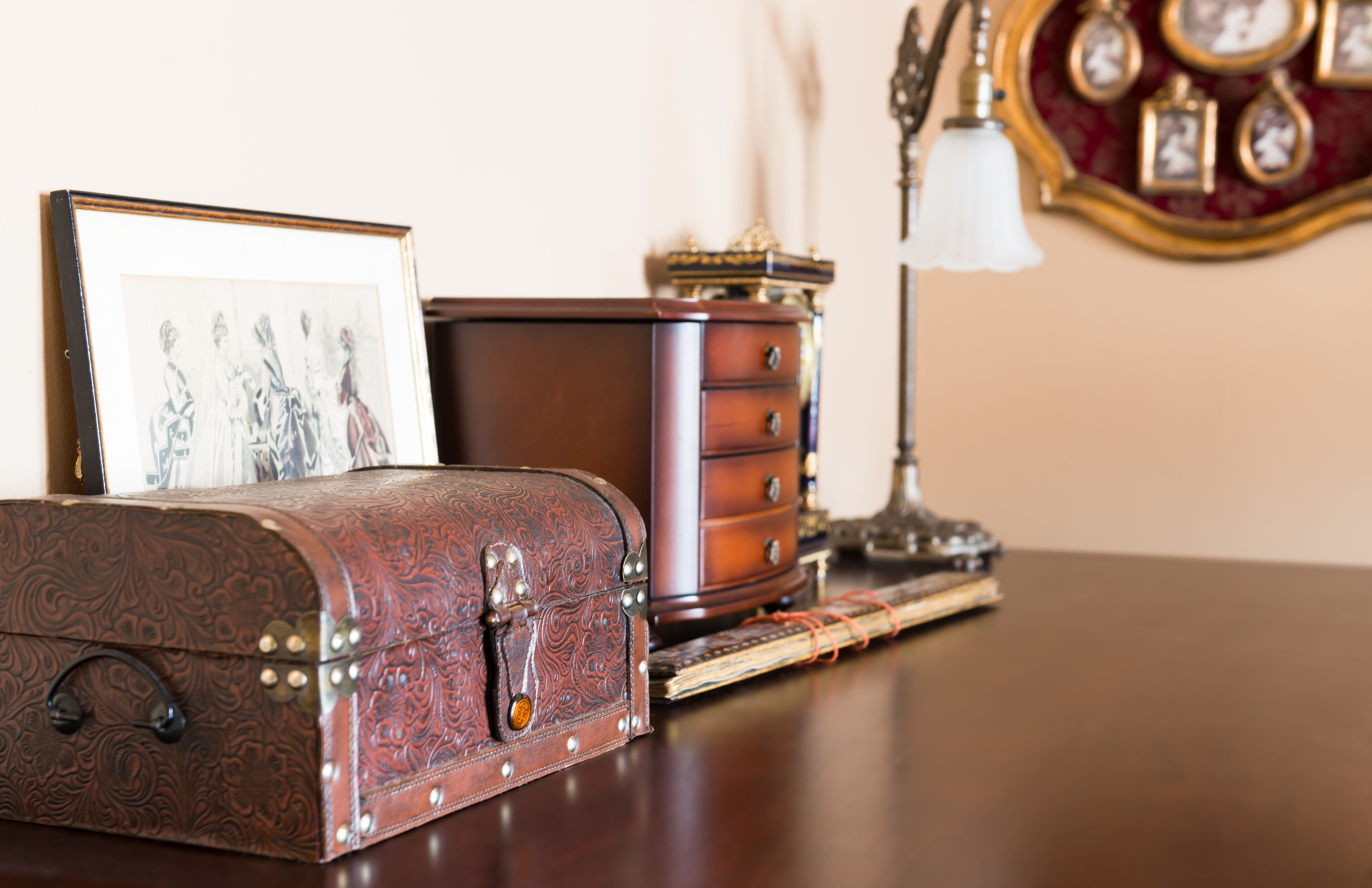 How to Decorate With New Vintage and Antique Furniture