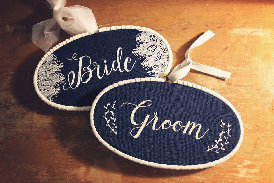 Bride and Groom Patterns