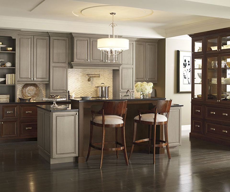 Grey Kitchen Laminate Flooring