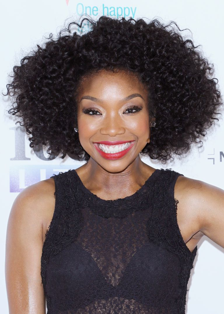 Singer/actress Brandy Norwood