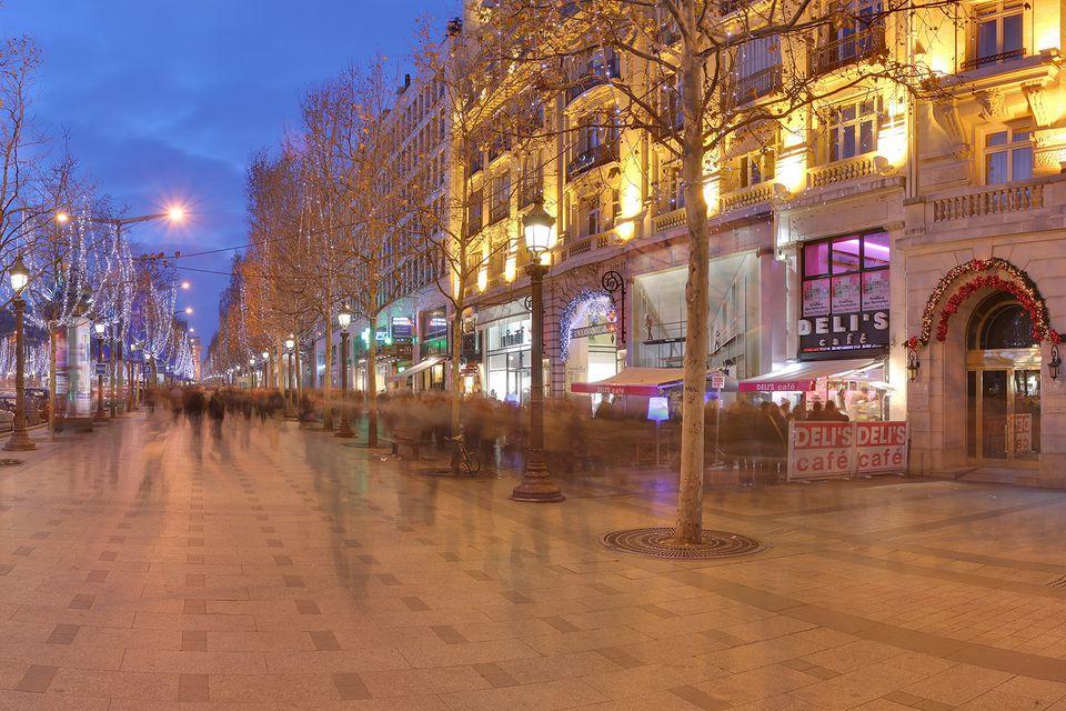 Cafe De Paris Saint Maur