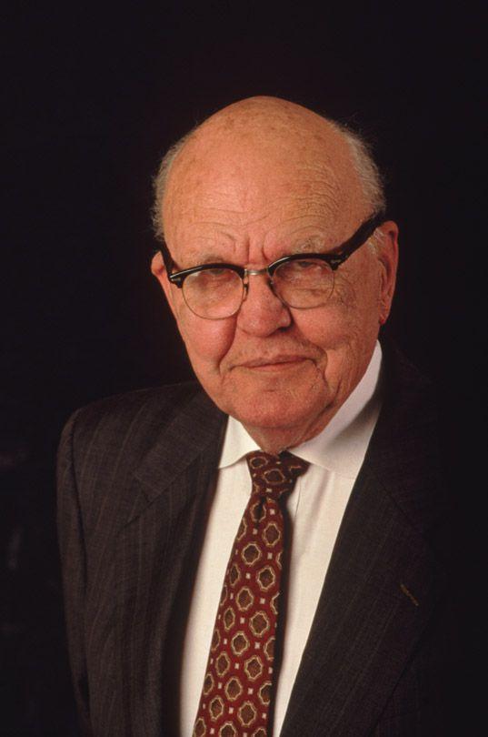 Jack Kilby, inventor of the microchip