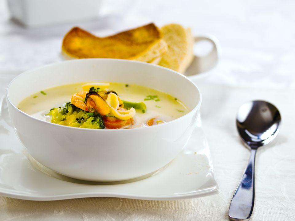 calamari soup