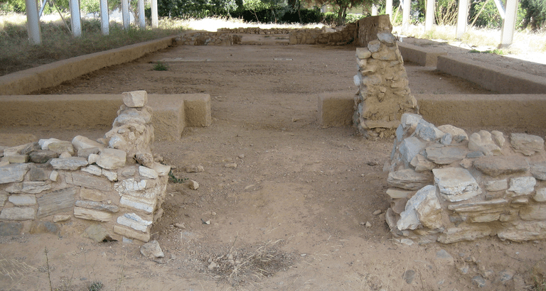 Heroon at Toumba, Lefkandi