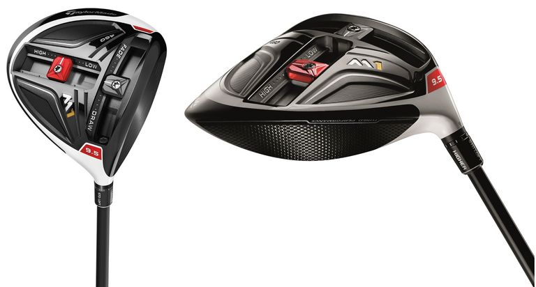 T-Track System on the TaylorMade M1 driver