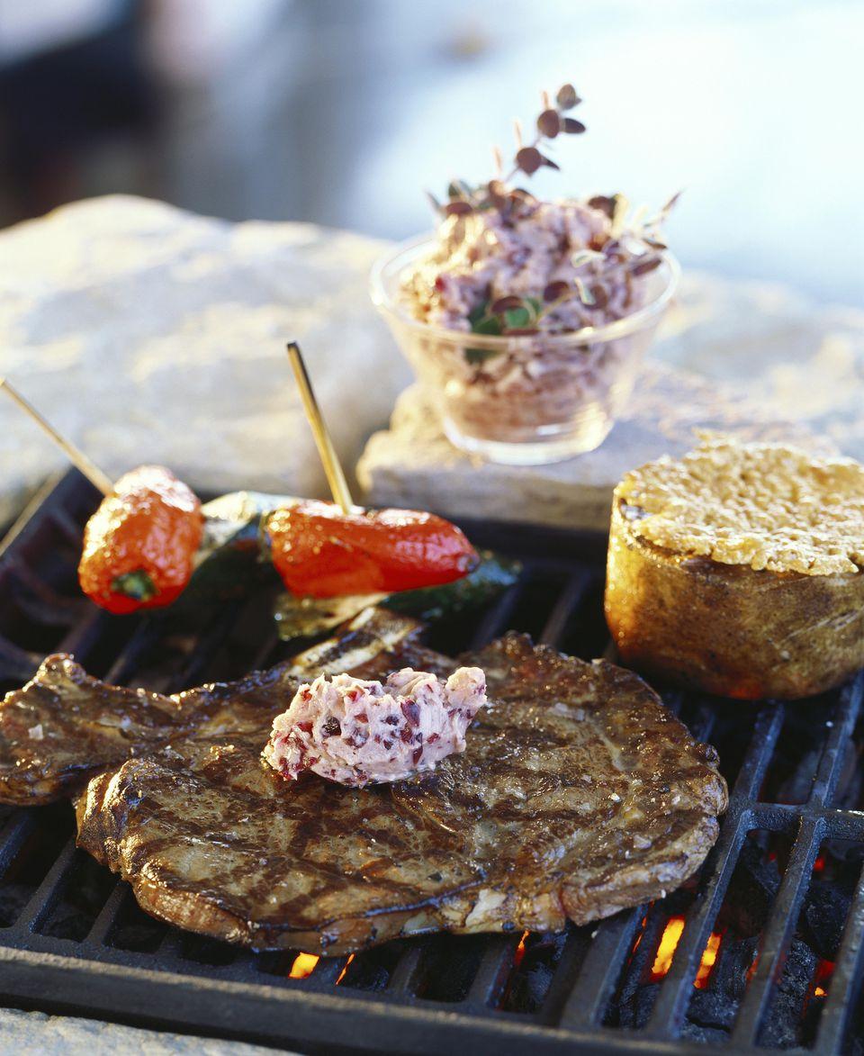Red Wine Shallot Steak Topper