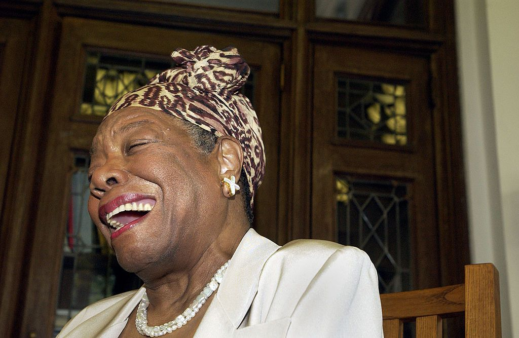 a angelou writer and civil rights activist  a angelou