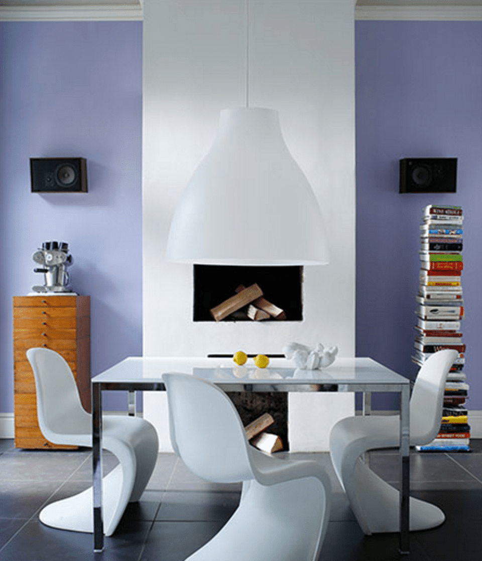 See Rooms Featuring Benjamin Moore\'s Simply White