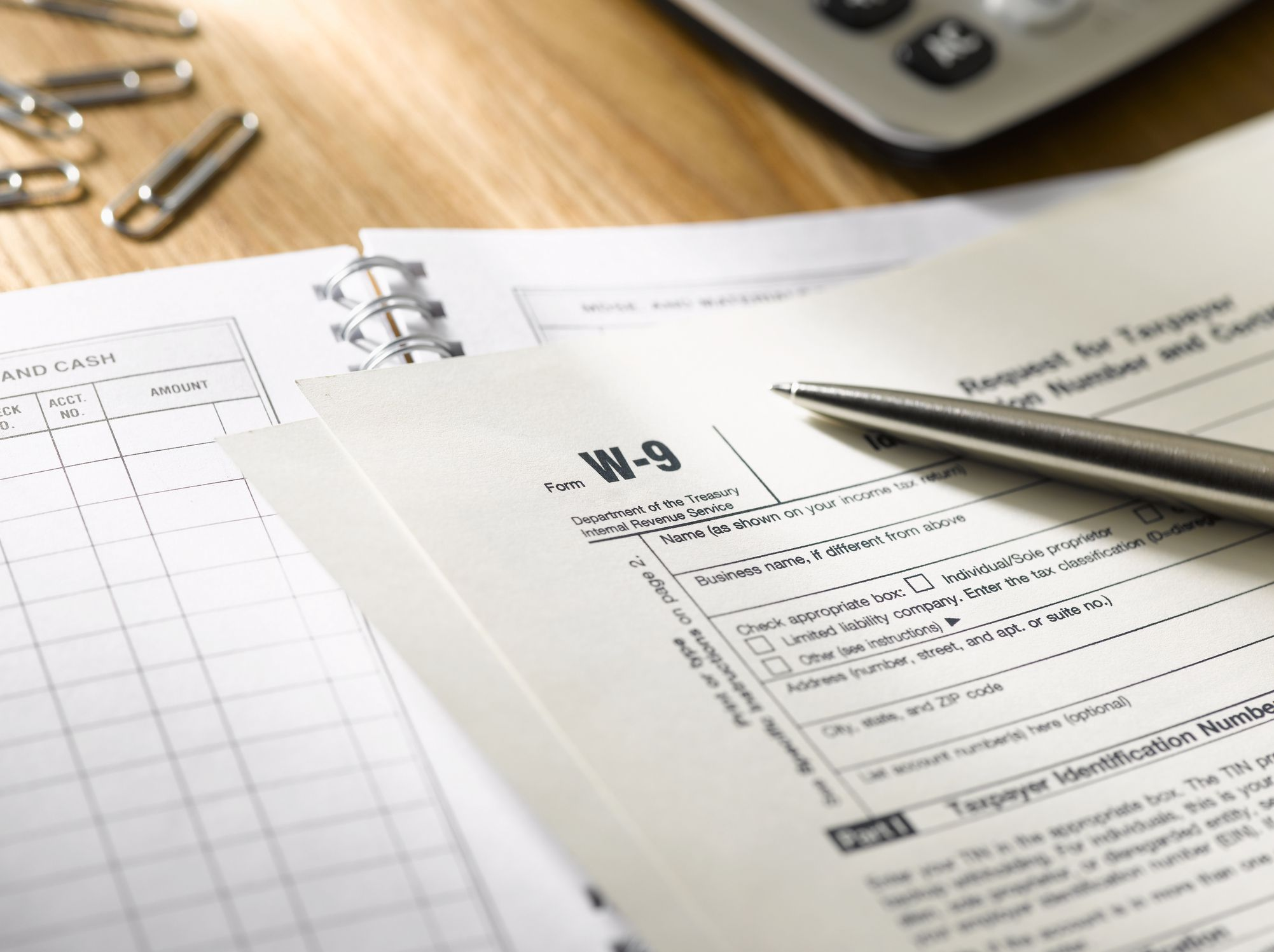 How to Report Backup Withholding on Form 945