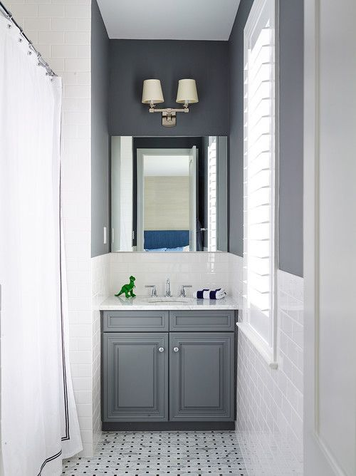 bathrooms gray and white 17 classic gray and white bathrooms 17224