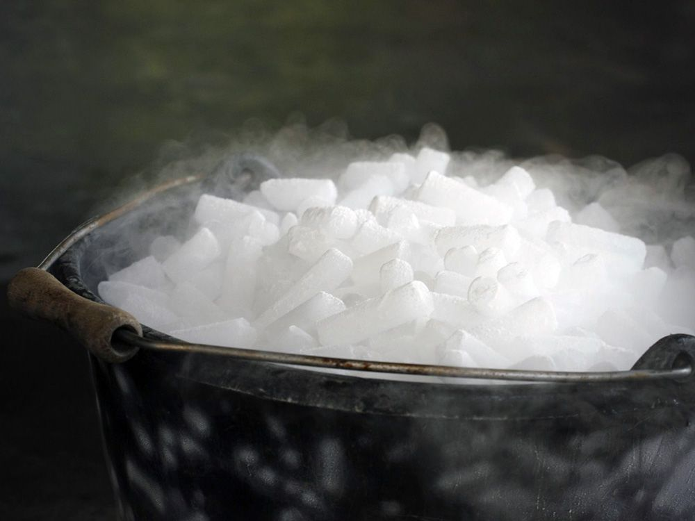 Here's What Makes Dry Ice Dangerous