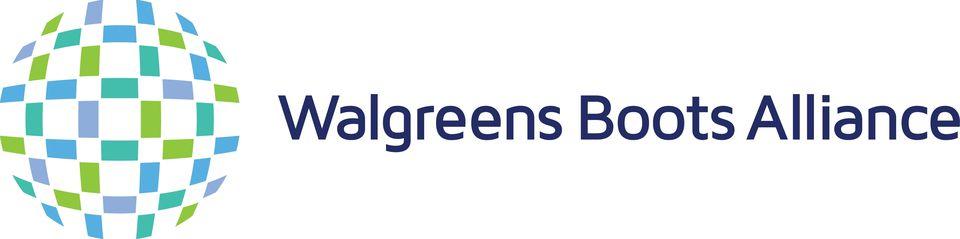 Walgreen Boots Alliance logo.