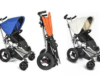 Mamas And Papas Sola Stroller Review