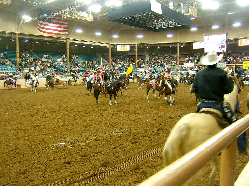 Welcome To The New Mexico State Fair Prca Rodeo