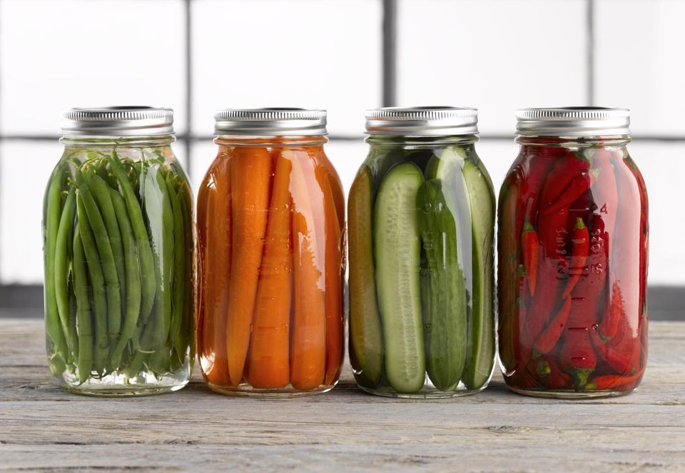 Canned Vegetables 1
