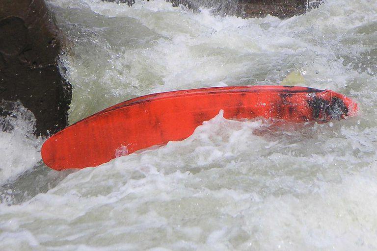 Upside-Down Kayak
