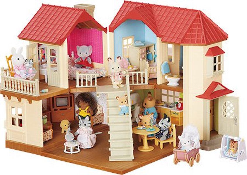 Calico Critter Townhouse
