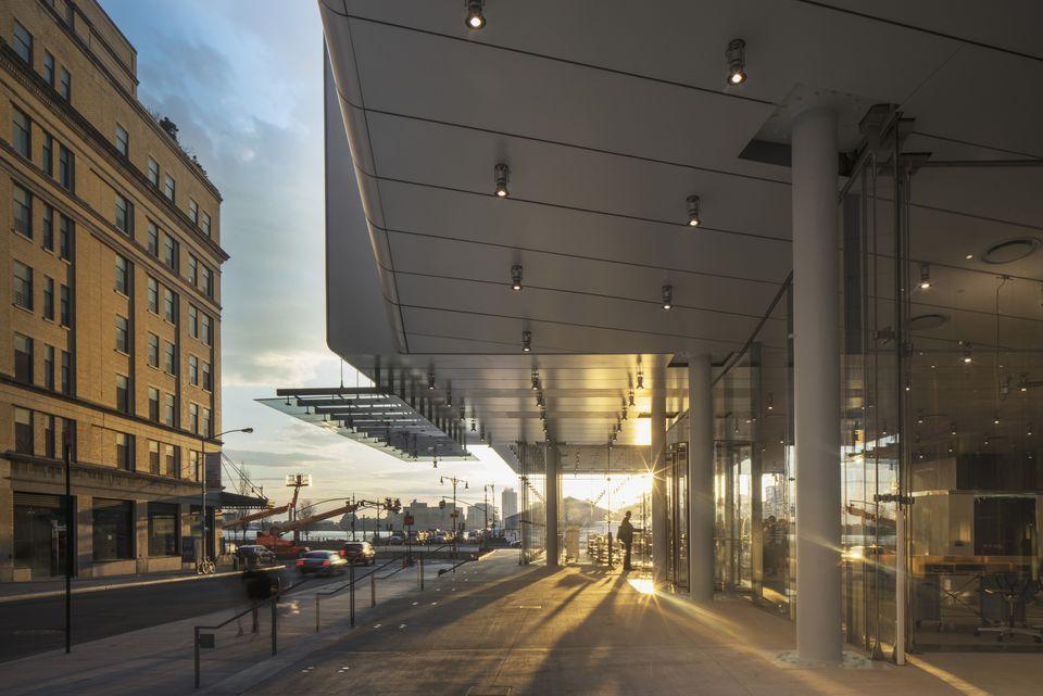 Whitney Museum of American Art, New York, United States. Architect: Renzo Piano Building Workshop, 2