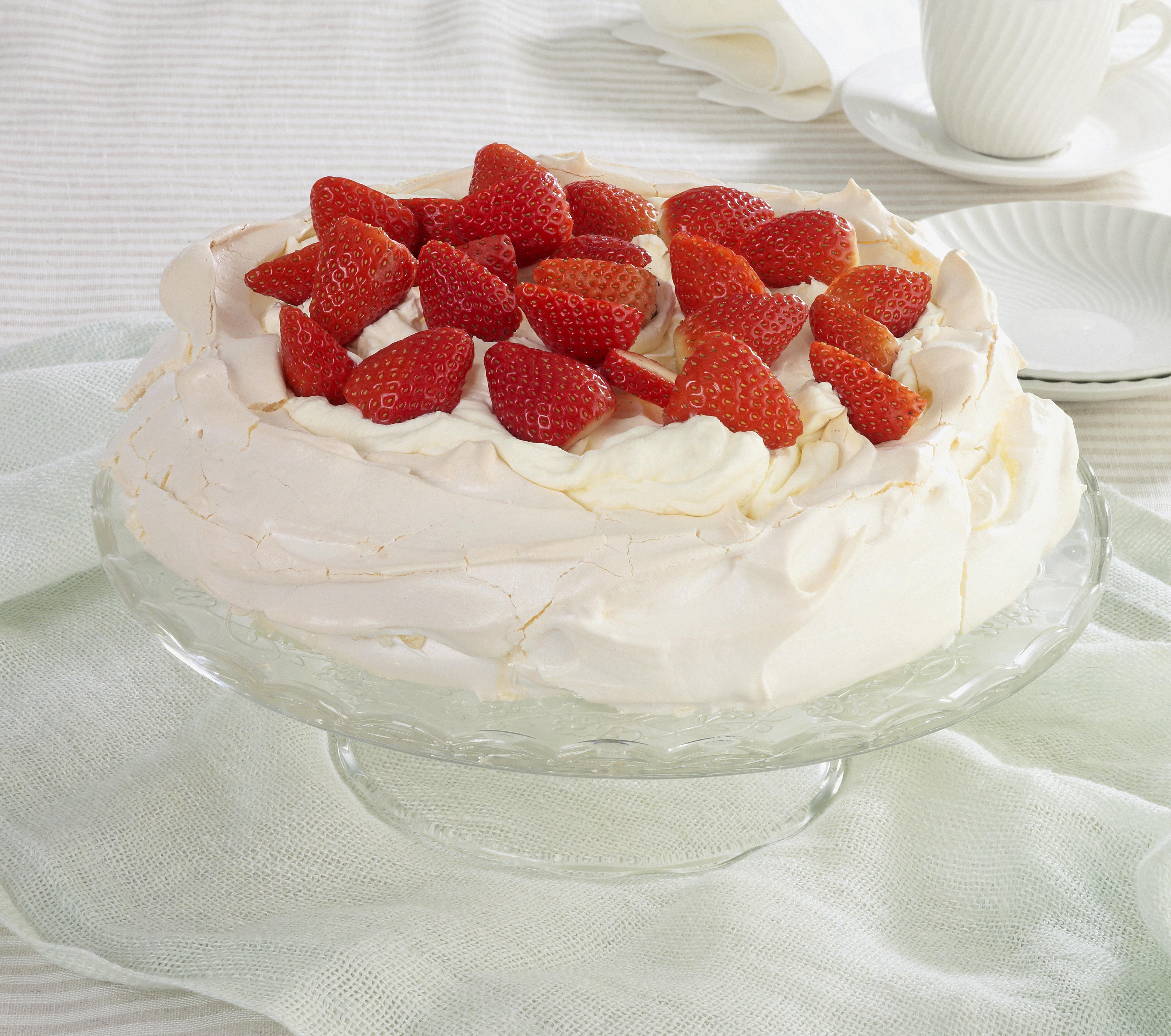 Pavlova Is Such An Elegant And Delicious Classic Recipe