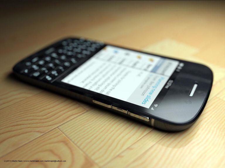 Blackberry N10