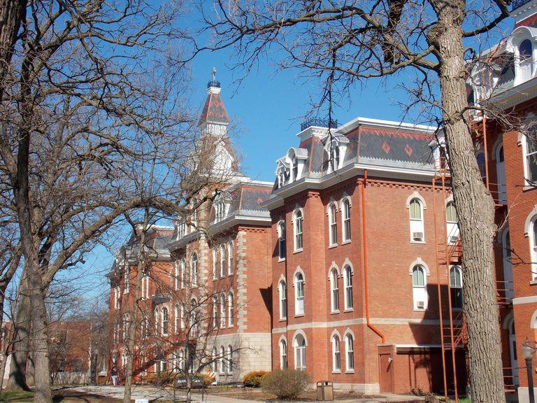 Ambrose Hall at St. Ambrose University