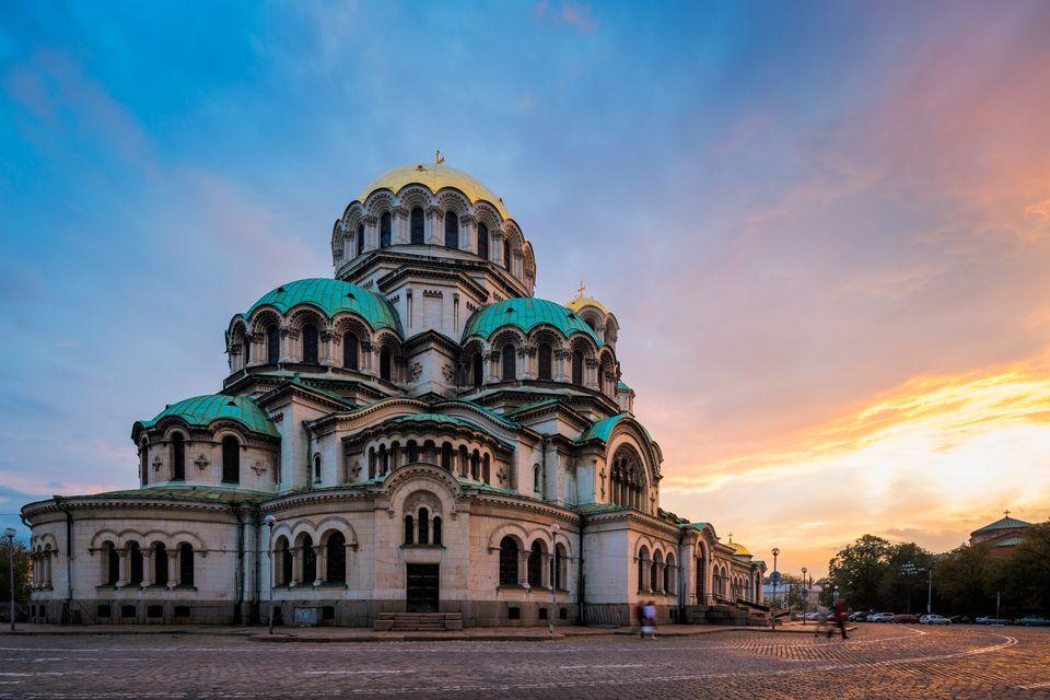 The Sofia in Bulgaria.