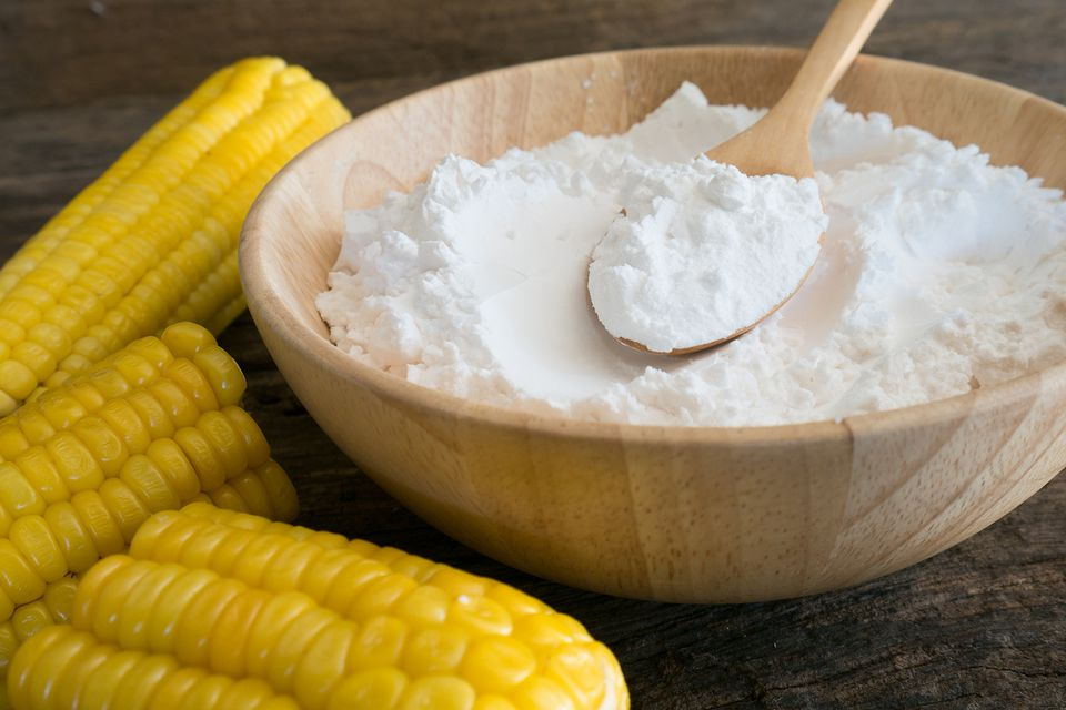 How To Use Cornstarch To Clean