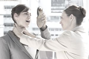 Don't Strangle a Difficult Coworker