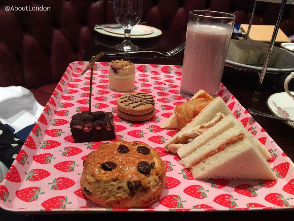 Reform Social Mini Afternoon Tea