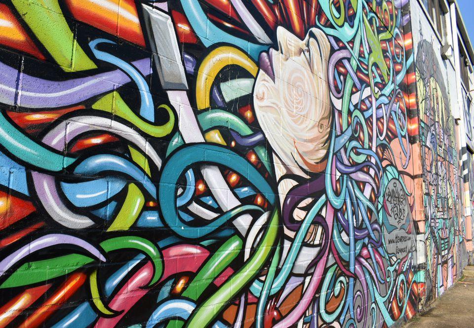 Houston Graffiti Park