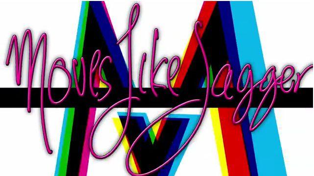 """Maroon 5 and Christina Aguilera - """"Moves Like Jagger"""""""