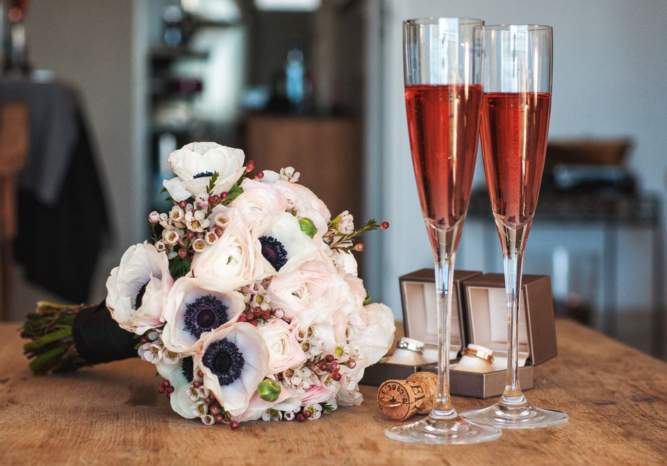 Anemone Wedding Flowers