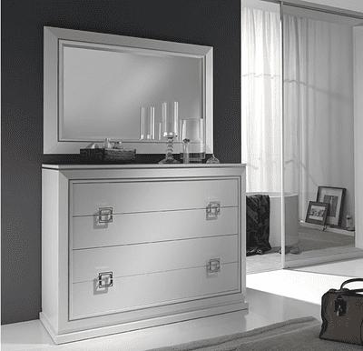 Pintar muebles de hierro forja o metalicos for Lacar muebles en blanco
