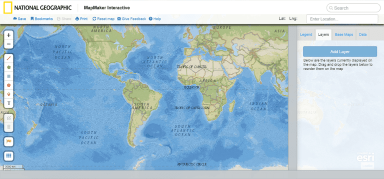 How To Find A Map Online - Online world map