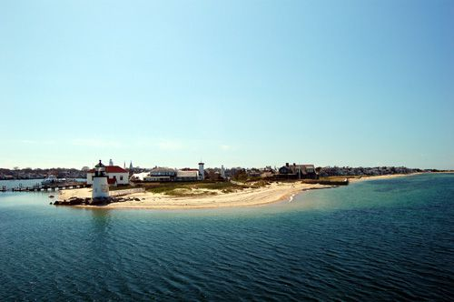 Nantucket Brant Point Lighthouse Picture