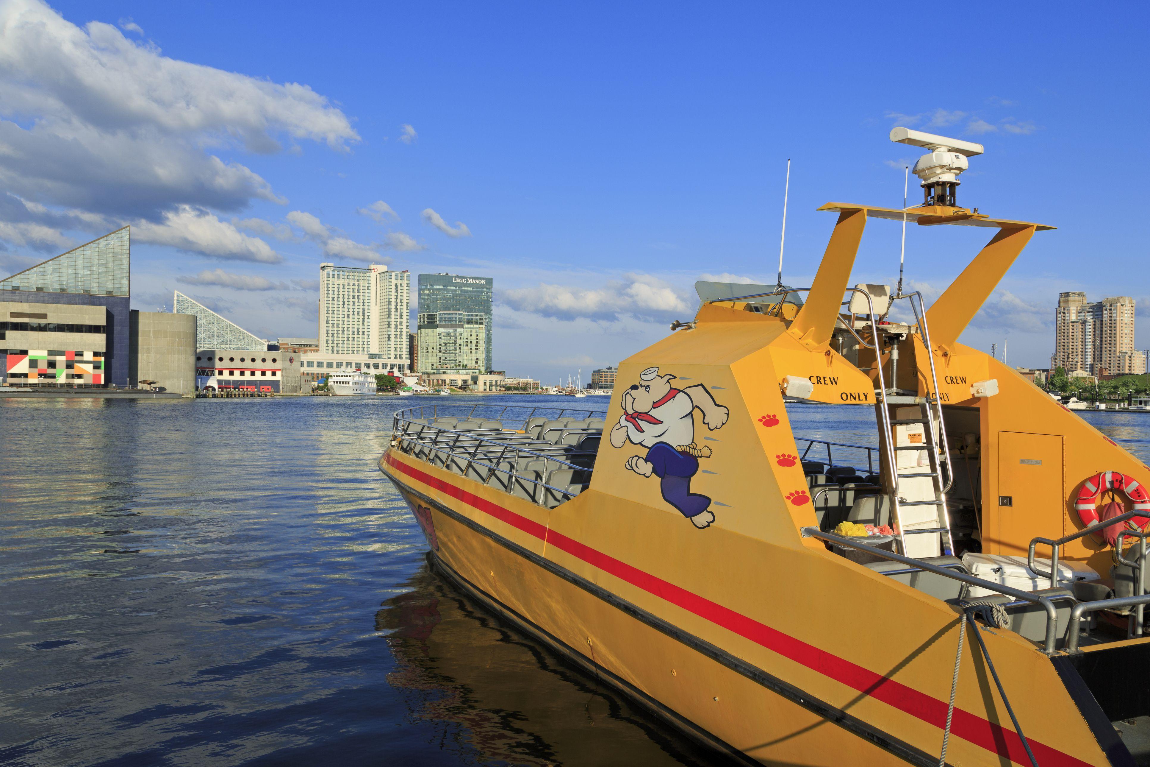 Things to Do in Baltimore s Inner Harbor