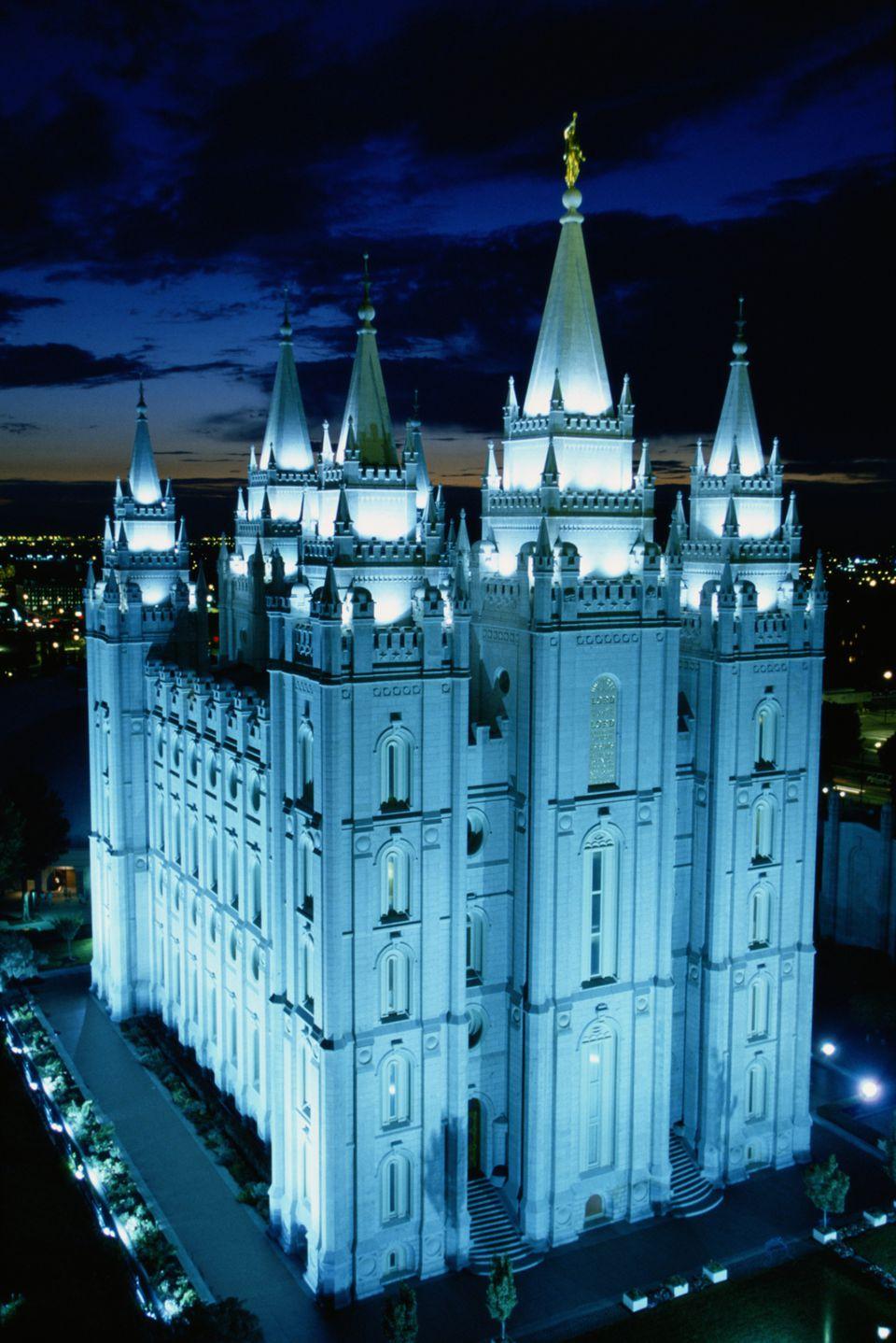 Salt Lake City S Most Iconic Buildings