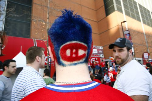 montreal canadiens fan montreal habs fab bell centre quebec canada hocky nhl playoffs