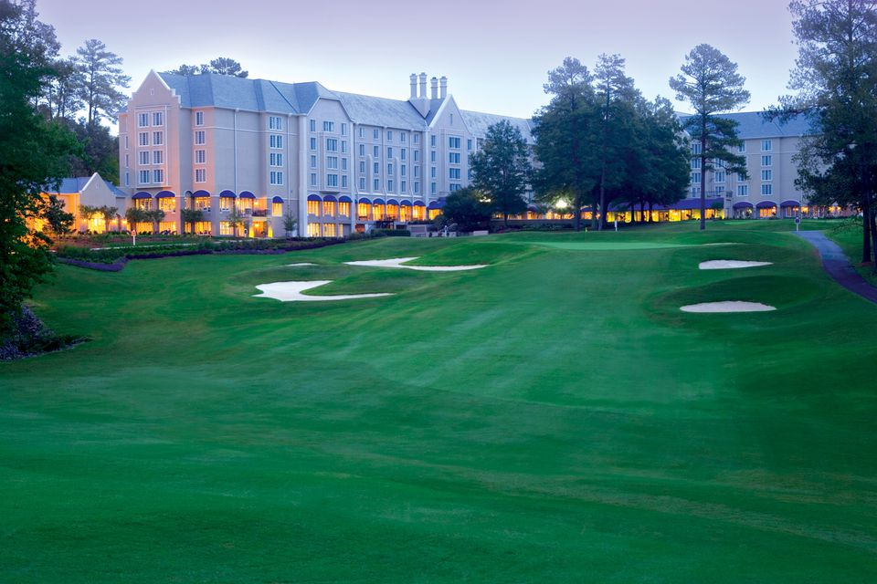 Duke Golf Club / Washington Duke Inn & Golf Club