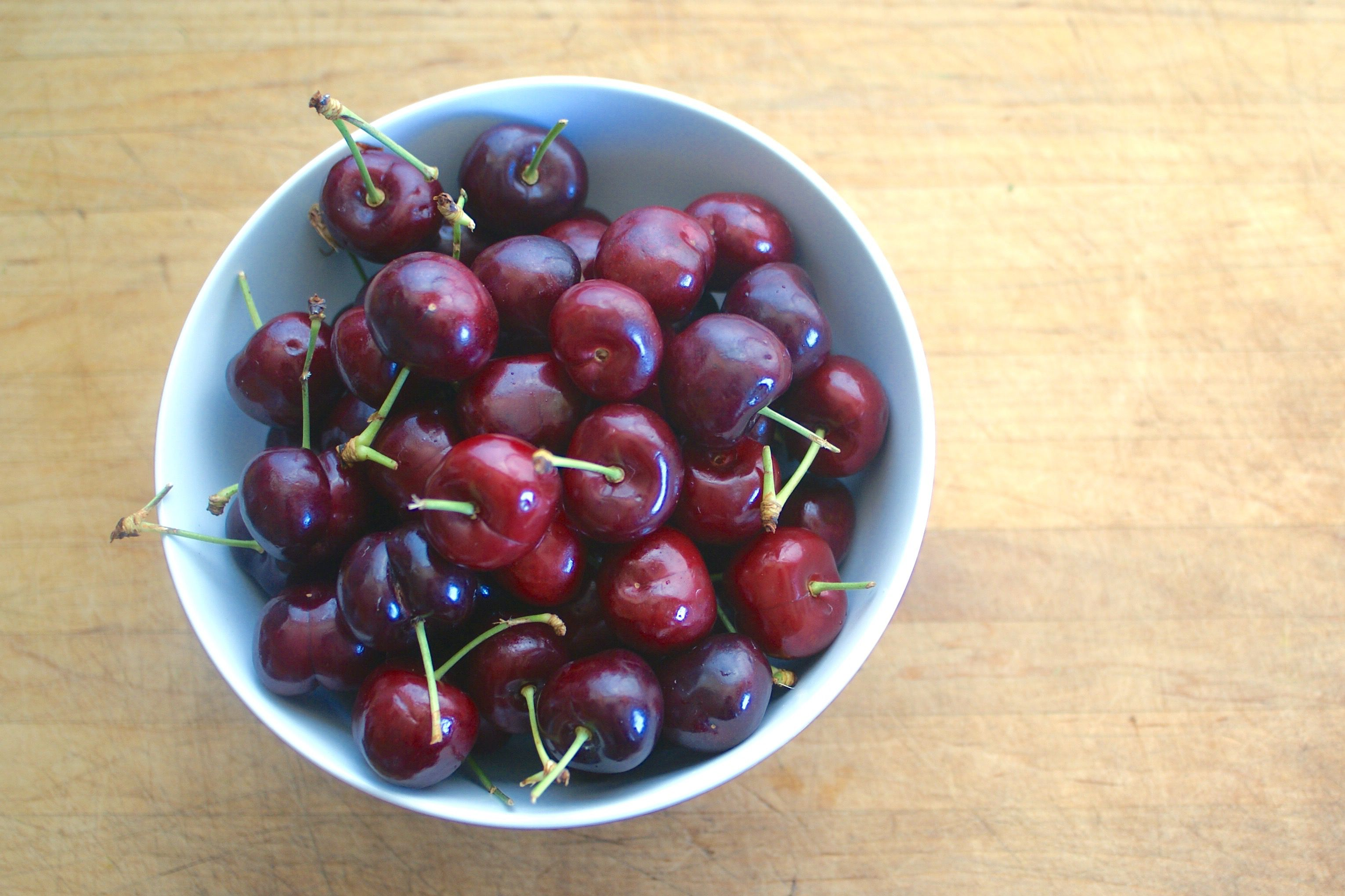 How To Remove Cherry Pits Without A Pitter